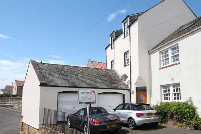 4 Bedrooms End Of Terrace House for sale in Fishermans Court, Cellardyke, Anstruther, Fife, KY10 3BP