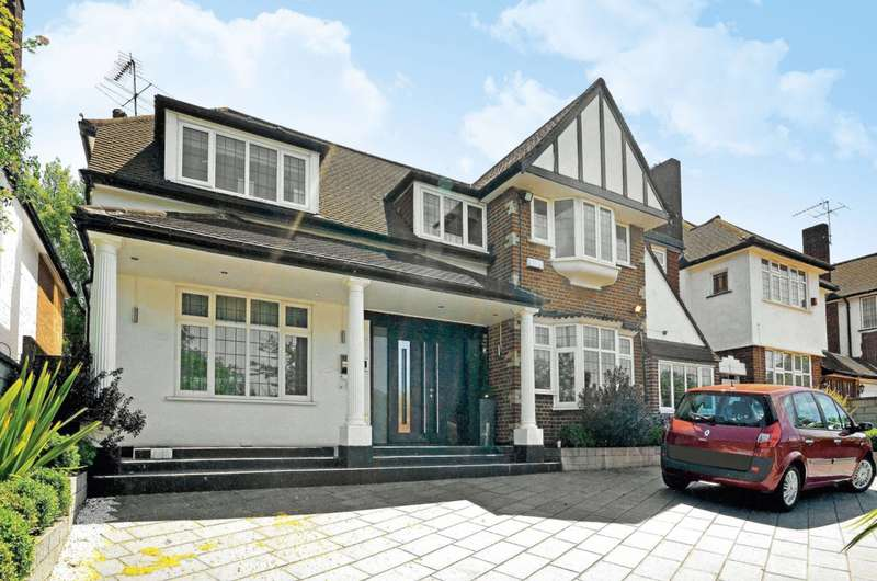 5 Bedrooms Detached House for sale in Sudbury Court Drive, Harrow, HA1