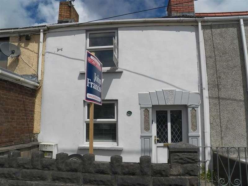 2 Bedrooms Property for sale in Pemberton Road, Llanelli