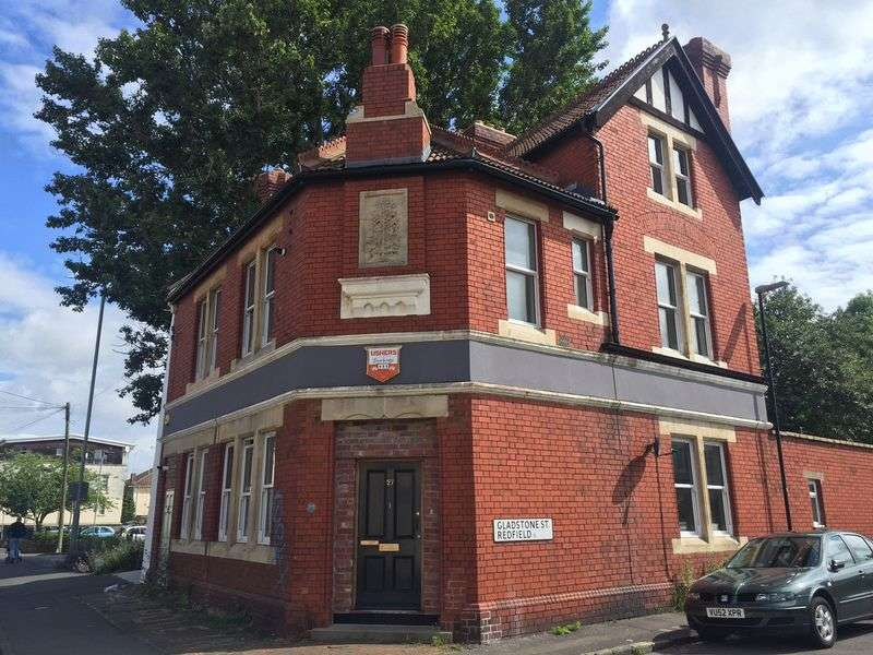 2 Bedrooms Flat for sale in Avonvale Road, Bristol