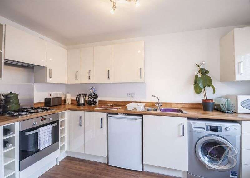 3 Bedrooms Semi Detached House for sale in Parliament Way, Clipstone Village