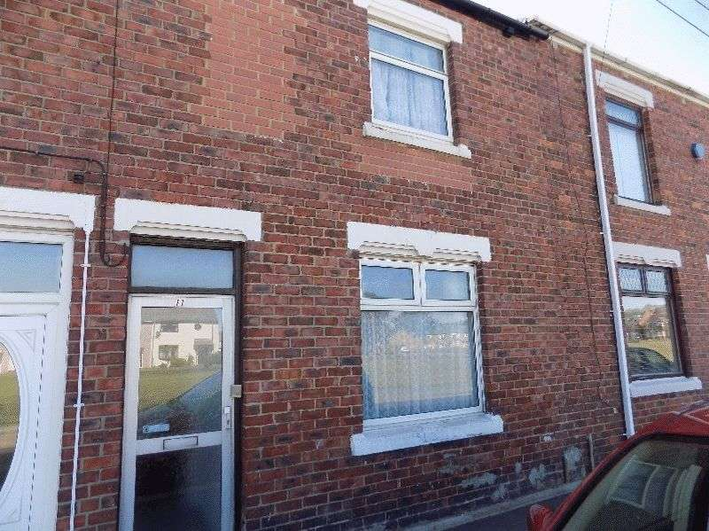 2 Bedrooms Terraced House for sale in Hillside Road, Bishop Auckland
