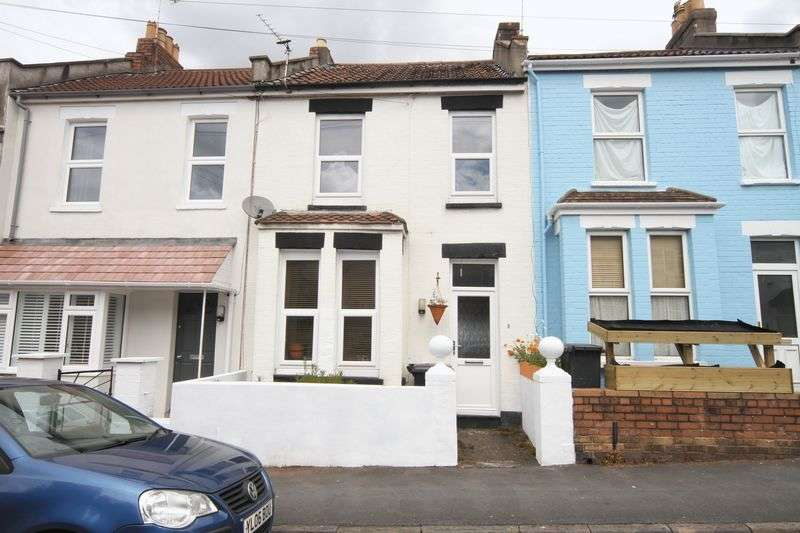 2 Bedrooms Terraced House for sale in Washington Avenue, Bristol