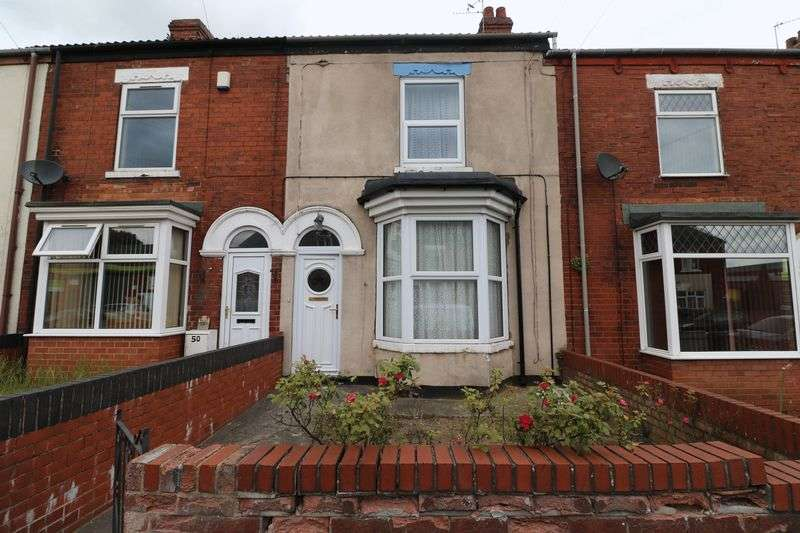 3 Bedrooms Terraced House for sale in Parkinson Avenue, Scunthorpe
