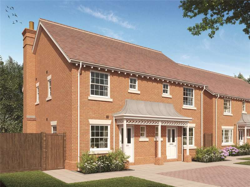 2 Bedrooms Semi Detached House for sale in Woodland View, Church Lane, Winchester, Hampshire, SO21