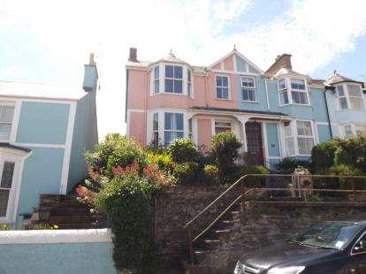 3 Bedrooms End Of Terrace House for sale in Ralph Street, Borth-Y-Gest, Porthmadog, Gwynedd, LL49