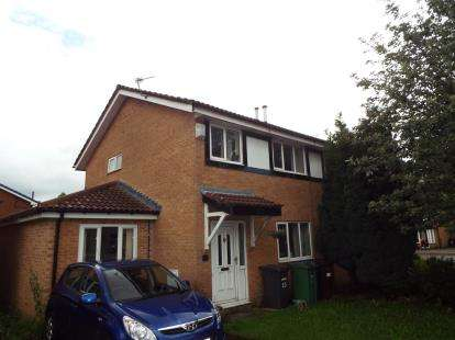 3 Bedrooms Semi Detached House for sale in Woodhill Fold, Brandlesholme, Bury, Greater Manchester, BL8