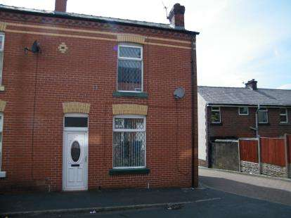 2 Bedrooms End Of Terrace House for sale in Fielden Street, Chorley, Lancashire, PR6