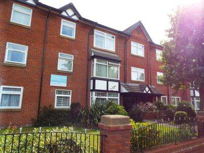 1 Bedroom Flat for sale in St. Andrews Court, St. Andrews Road North, Lytham St. Annes, Lancashire, FY8