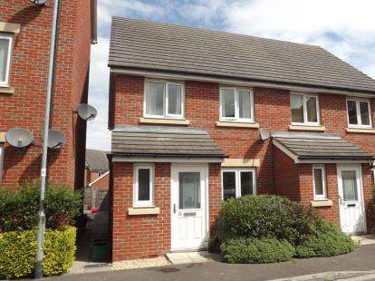 3 Bedrooms Semi Detached House for sale in Bridgwater, Somerset