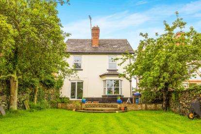 5 Bedrooms Detached House for sale in Victoria Road, Woodhouse Eaves, Loughborough, Leicestershire