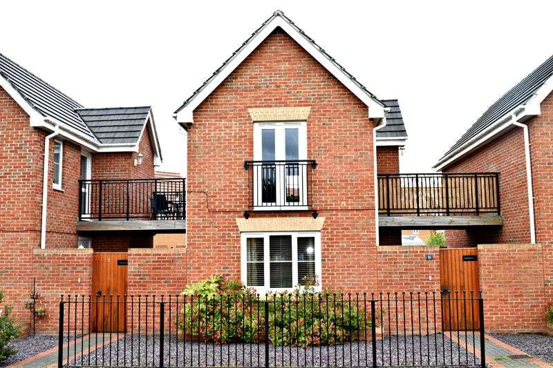 2 Bedrooms Detached House for sale in Birkdale Square, Gainsborough