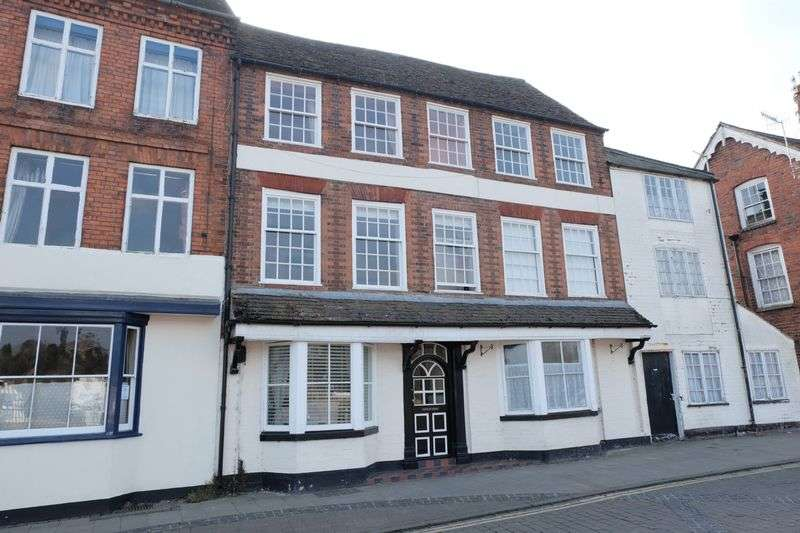 1 Bedroom Flat for sale in Severn Side South, Bewdley DY12 2DX