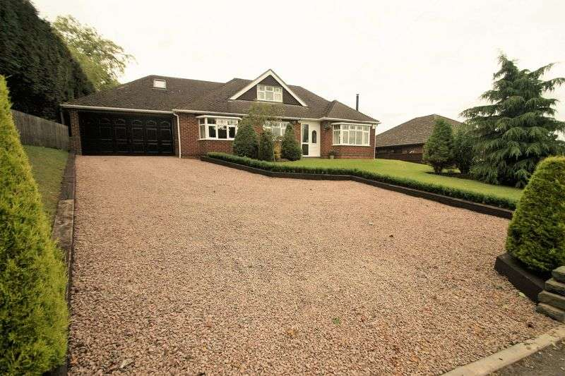 4 Bedrooms Detached Bungalow for sale in Mill Lane, Heather