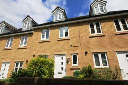 3 Bedrooms Terraced House for sale in The Sidings, Mangotsfield, Bristol