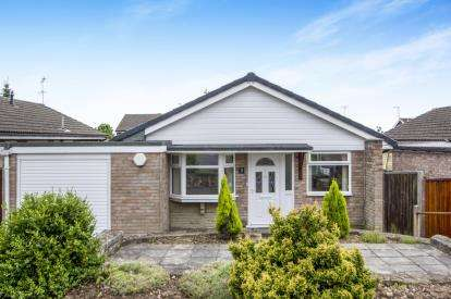 3 Bedrooms Bungalow for sale in Cromarty Close, Mansfield, Nottinghamshire