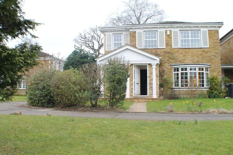 5 Bedrooms Detached House for sale in Cotswold Close, Kingston Upon Thames