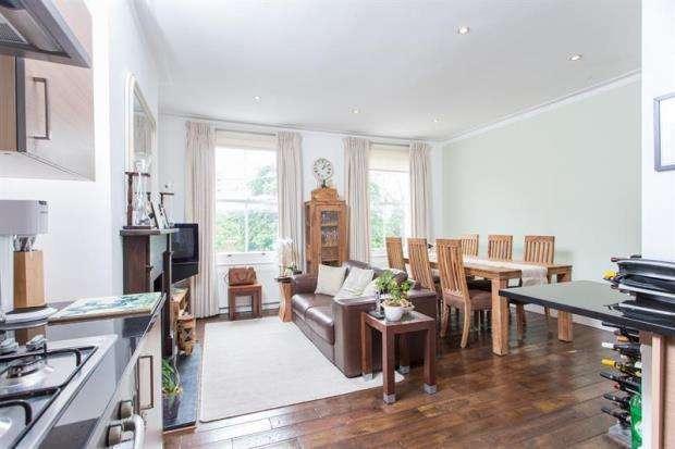 3 Bedrooms Maisonette Flat for sale in Bramber Road, London, W14