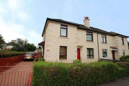 2 Bedrooms Flat for sale in Moidart Road, Glasgow, Lanarkshire