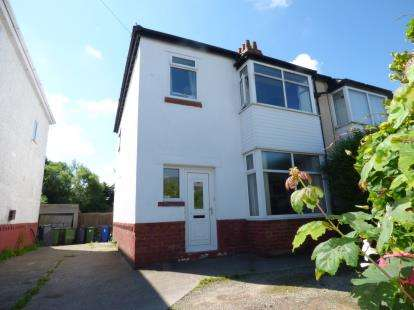 3 Bedrooms Semi Detached House for sale in Devonshire Avenue, Thornton-Cleveleys, Lancashire, FY5