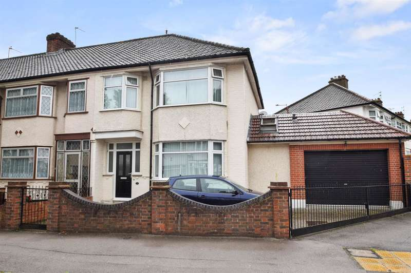 4 Bedrooms House for sale in Harold Road, London, NW10