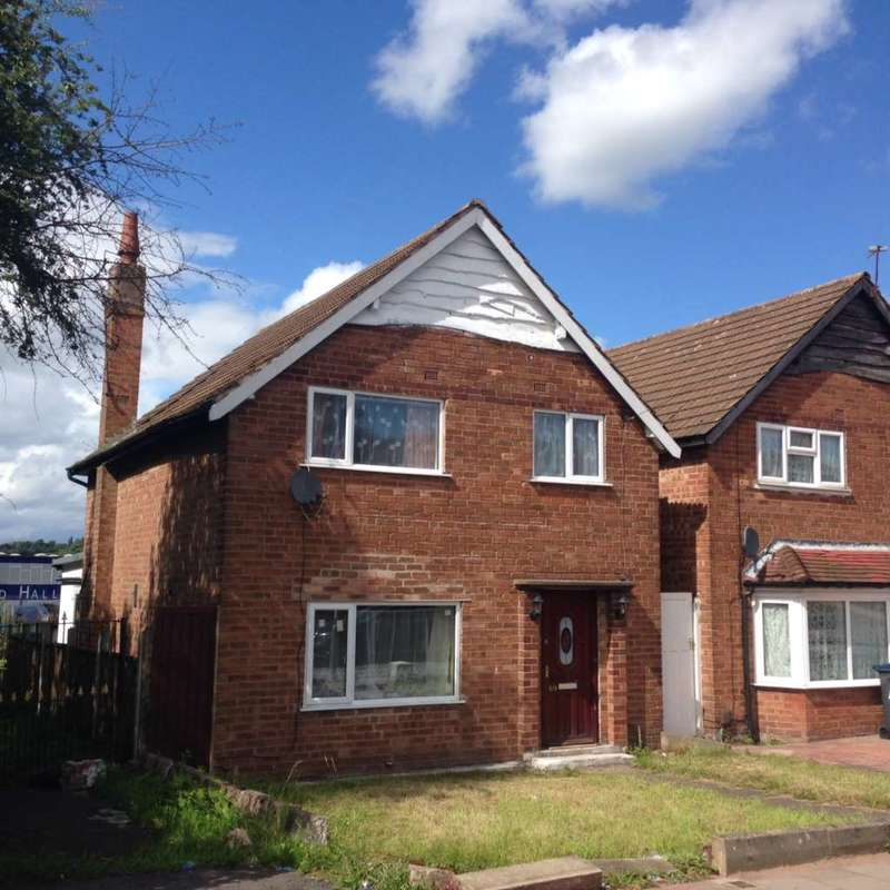 3 Bedrooms Detached House for sale in Acfold Road, Birmingham
