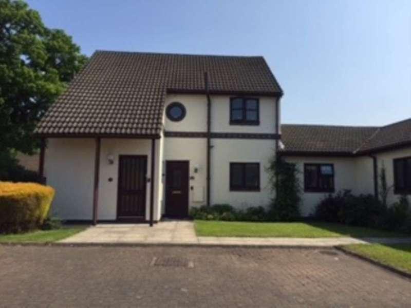 1 Bedroom Flat for sale in Oak Green, Markfield