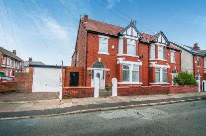 4 Bedrooms Semi Detached House for sale in Glenwyllin Road, Waterloo, Liverpool, Merseyside, L22