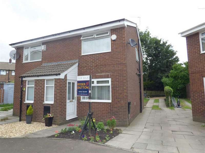2 Bedrooms Property for sale in Sudley Road, Sudden, Rochdale, Lancashire, OL11
