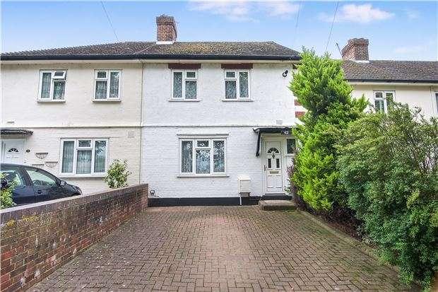 3 Bedrooms Terraced House for sale in Elthorne Way, KINGSBURY, NW9 8BN