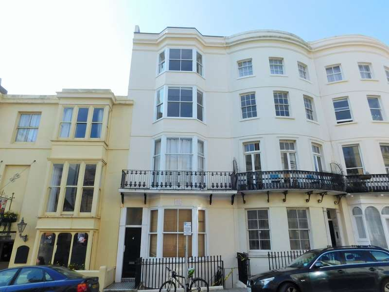 2 Bedrooms Flat for sale in Waterloo Street, Hove