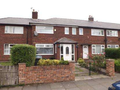 3 Bedrooms Terraced House for sale in Poplars Avenue, Warrington, Cheshire