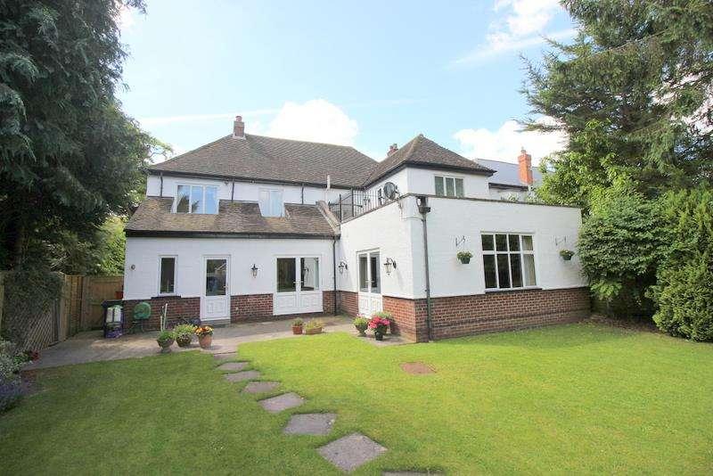 5 Bedrooms Property for sale in Marlborough Road, Swindon