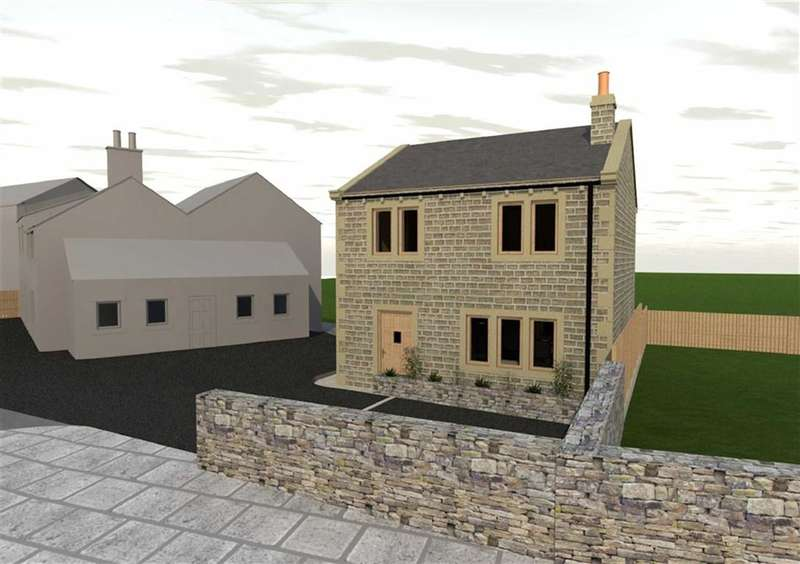 3 Bedrooms Land Commercial for sale in Cross Lane, HUDDERSFIELD, West Yorkshire, HD4