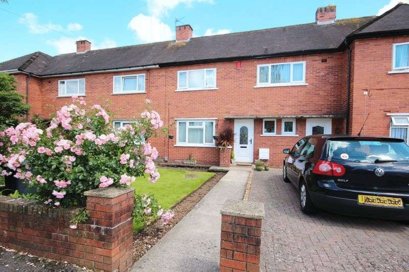 3 Bedrooms Terraced House for sale in Bacton Road, Gabalfa