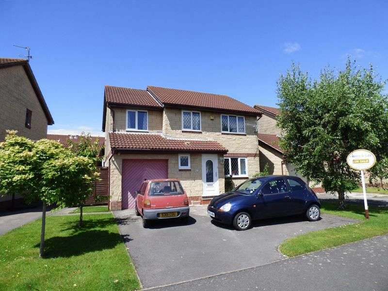 4 Bedrooms Detached House for sale in 19 Kelston Road, Worle, Weston-super-Mare