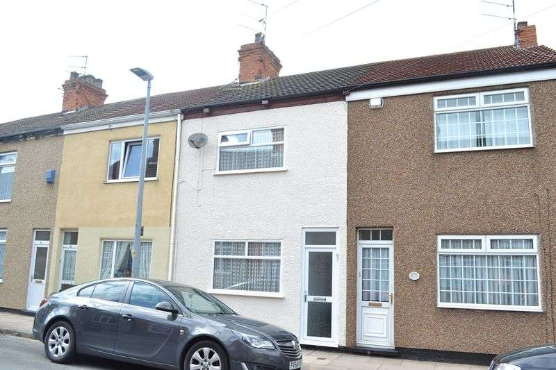 2 Bedrooms Terraced House for sale in Julian Street, Grimsby