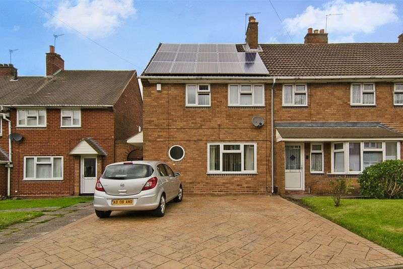 2 Bedrooms Semi Detached House for sale in Roche Road, Bloxwich, Walsall