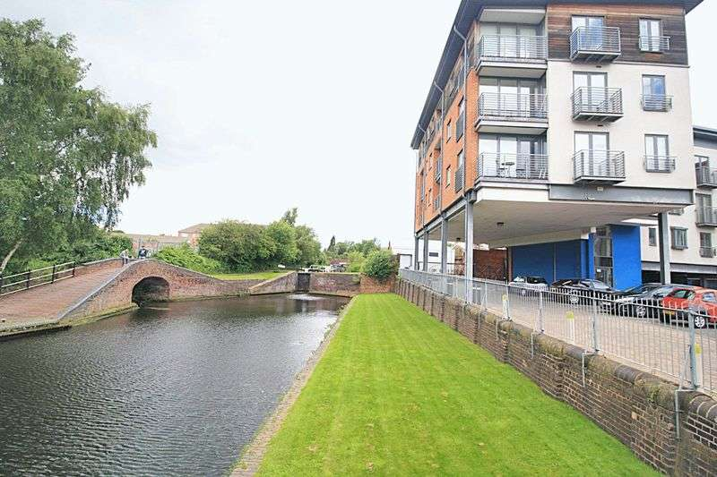 2 Bedrooms Flat for sale in Wolverhampton Street, Walsall