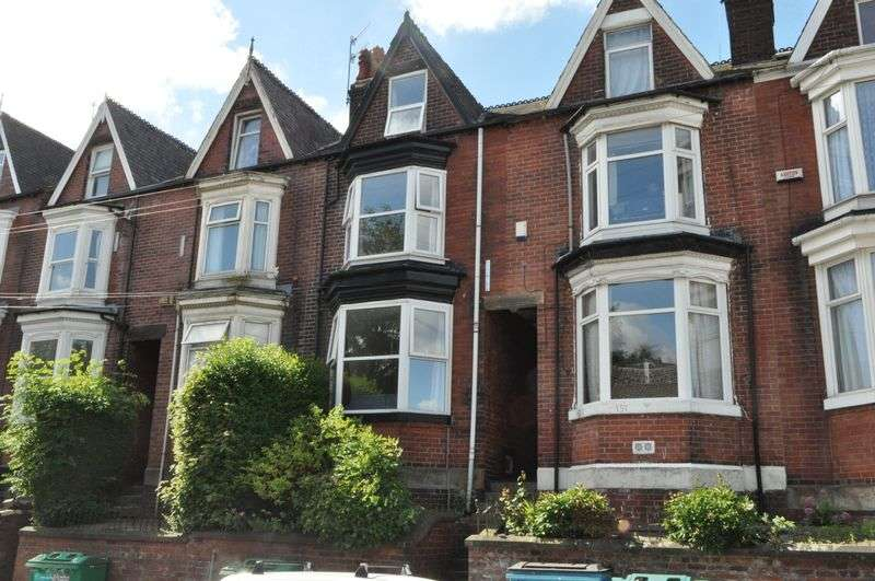 3 Bedrooms Terraced House for rent in Sharrow Vale Road, Sharrowvale, Sheffield