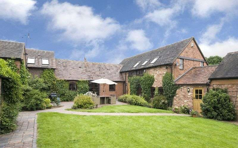 5 Bedrooms Property for sale in New Wood Lane, Blakedown