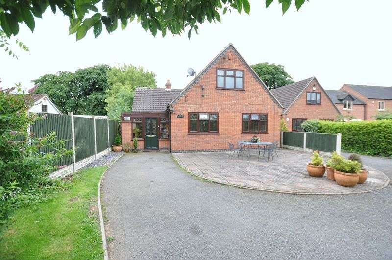 3 Bedrooms Detached House for sale in Fauld Lane, Tutbury