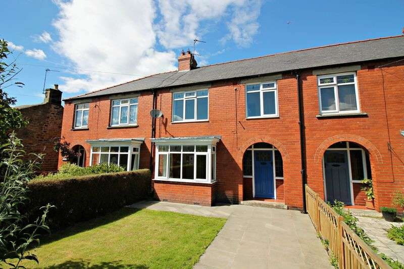 3 Bedrooms Terraced House for sale in Main Street, Kirkby Malzeard, Ripon
