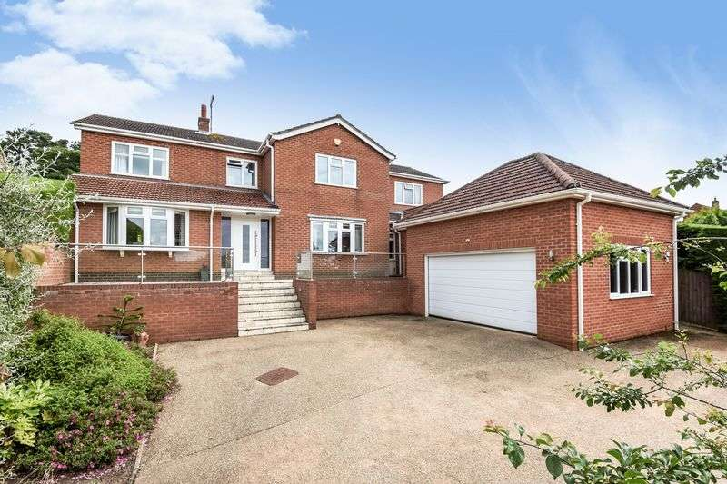 5 Bedrooms Detached House for sale in Blackborough End, PE32 1SG