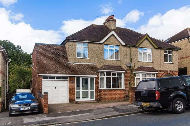 4 Bedrooms Semi Detached House for sale in ST FRANCIS ROAD, SALISBURY, SP1