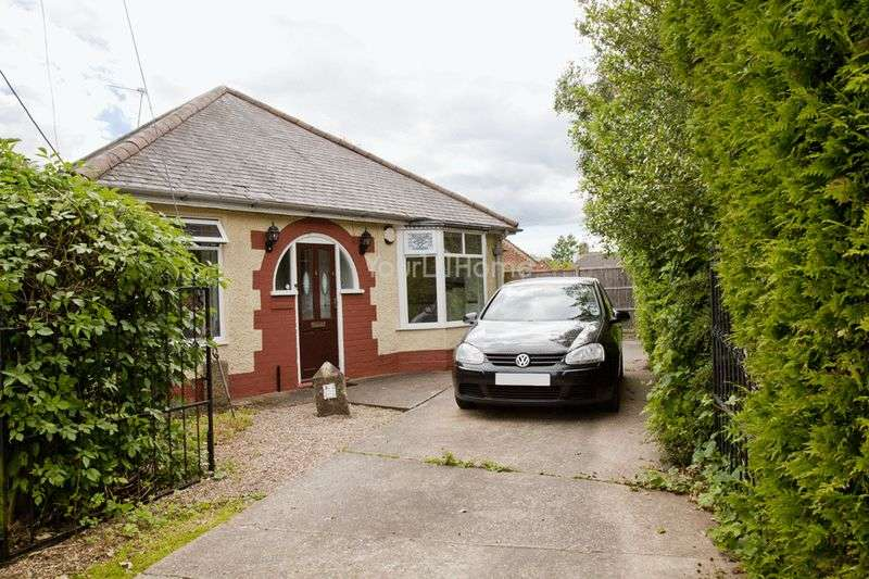 2 Bedrooms Detached Bungalow for sale in Dorothy Avenue, Lincoln