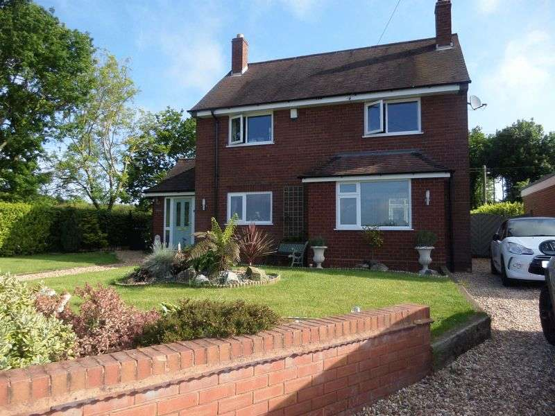 3 Bedrooms Detached House for sale in Steenwood Lane, ADMASTON