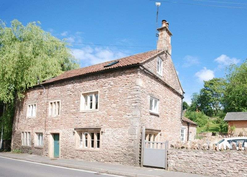 3 Bedrooms Semi Detached House for sale in Croscombe, Just east of Wells