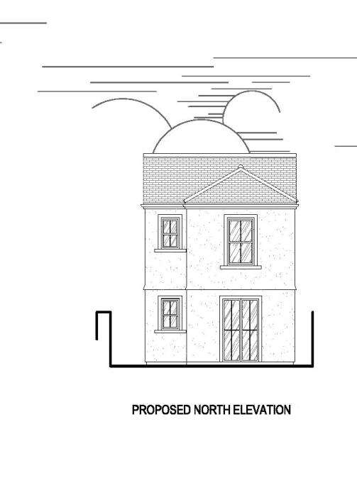 2 Bedrooms Land Commercial for sale in Rear of 1 Killigrew Villas, Falmouth, Cornwall