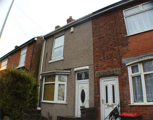 2 Bedrooms Semi Detached House for sale in Kingsway, Kirkby-in-Ashfield, Nottingham